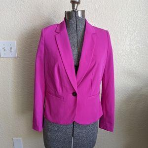 Vintage Worthington Pink Suite Jacket Shoulder Pad